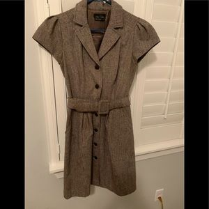 Max and Cleo Business Wool Dress